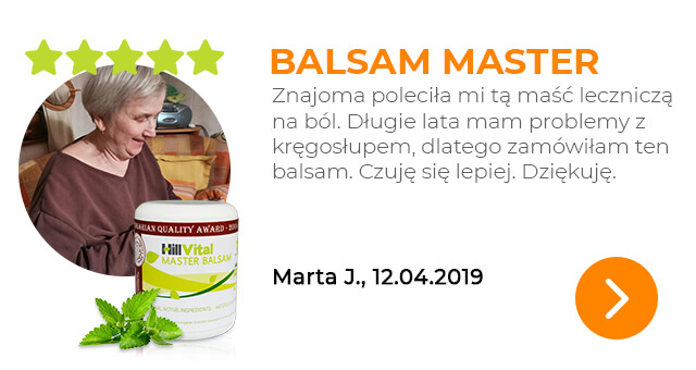 Master Balsam review: by Marcela
